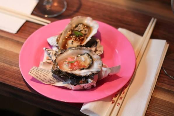 Lady Boy oester